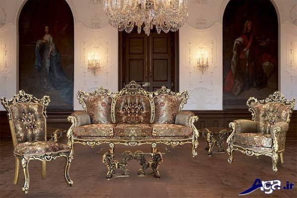 مبل سلطنتی شیک