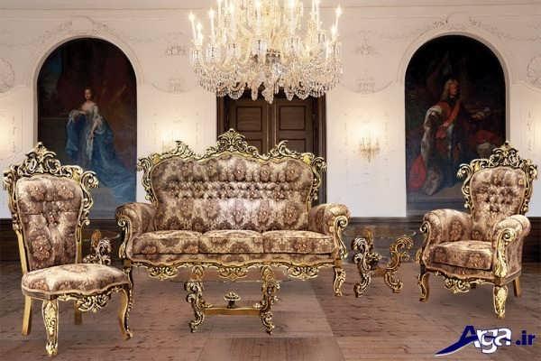 مدل مبلمان سلطنتی جدید