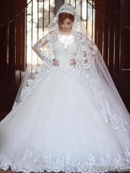 لباسهای عروس جدید و اروپایی