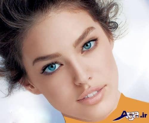 مدل ابرو دخترانه