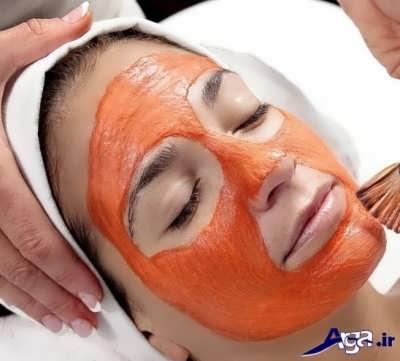 ماسک طبیعی برای روشن کردن پوست صورت