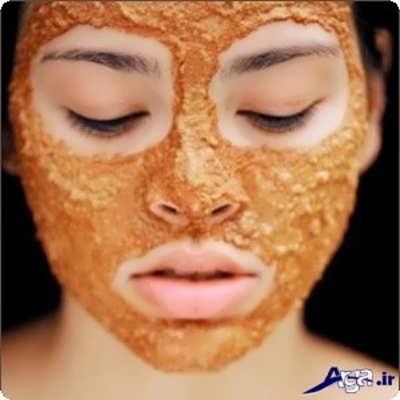 ماسک های روشن کننده پوست