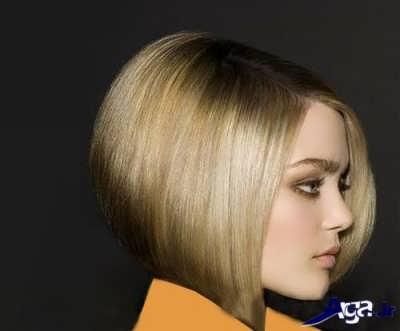 فرمول ترکیبی رنگ موی بلوند دودی