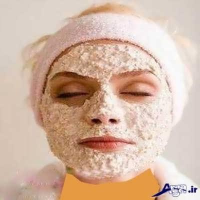 معرفی ماسک جوش شیرین برای شادابی پوست
