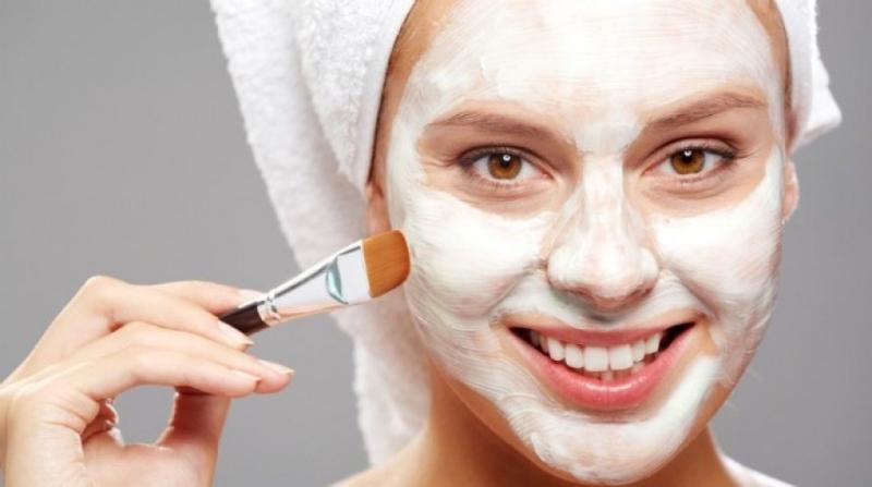 ماسک نشاسته معجره ای برای ایجاد پوست های شفاف