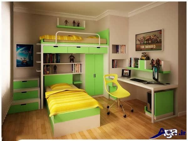 دکوراسیون داخلی اتاق نوجوان