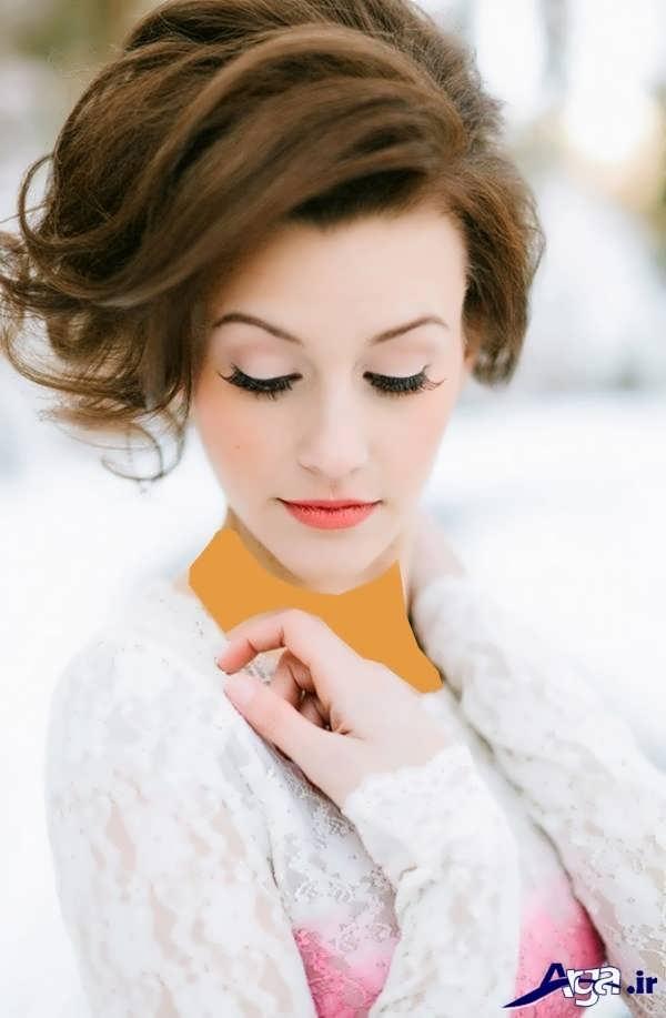 انواع مدل های آرایشی عروس