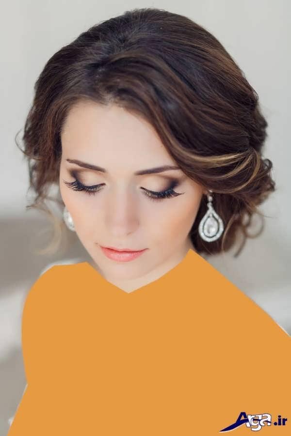 مدل آرایش صورت عروس 2016
