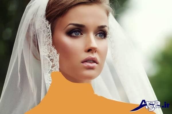 میکاپ لایت 2016 عروس