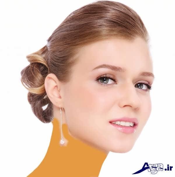 مدل جذاب و ایده آل آرایش عروس 2016