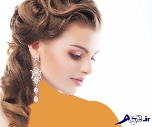 آرایش لایت عروس 2016