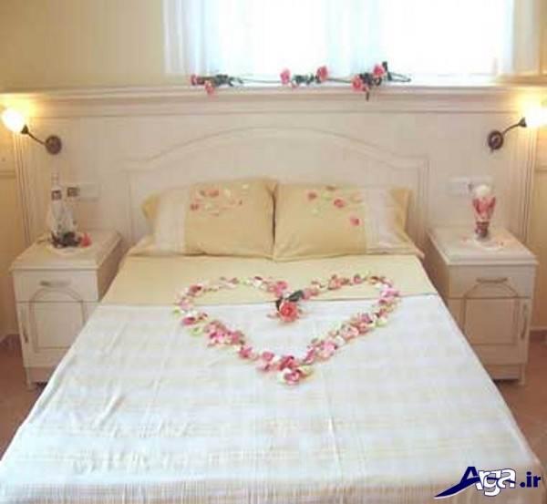 تزیین جدید اتاق عروس و داماد