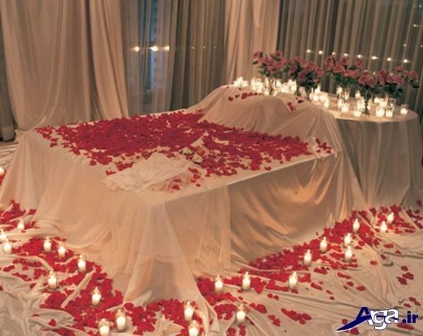 تزیین جدید اتاق عروس