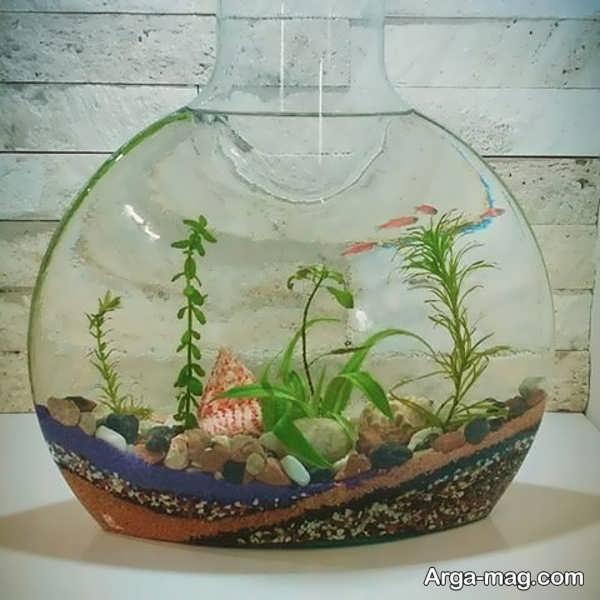 ایده های فوق العاده برای دیزاین تنگ ماهی