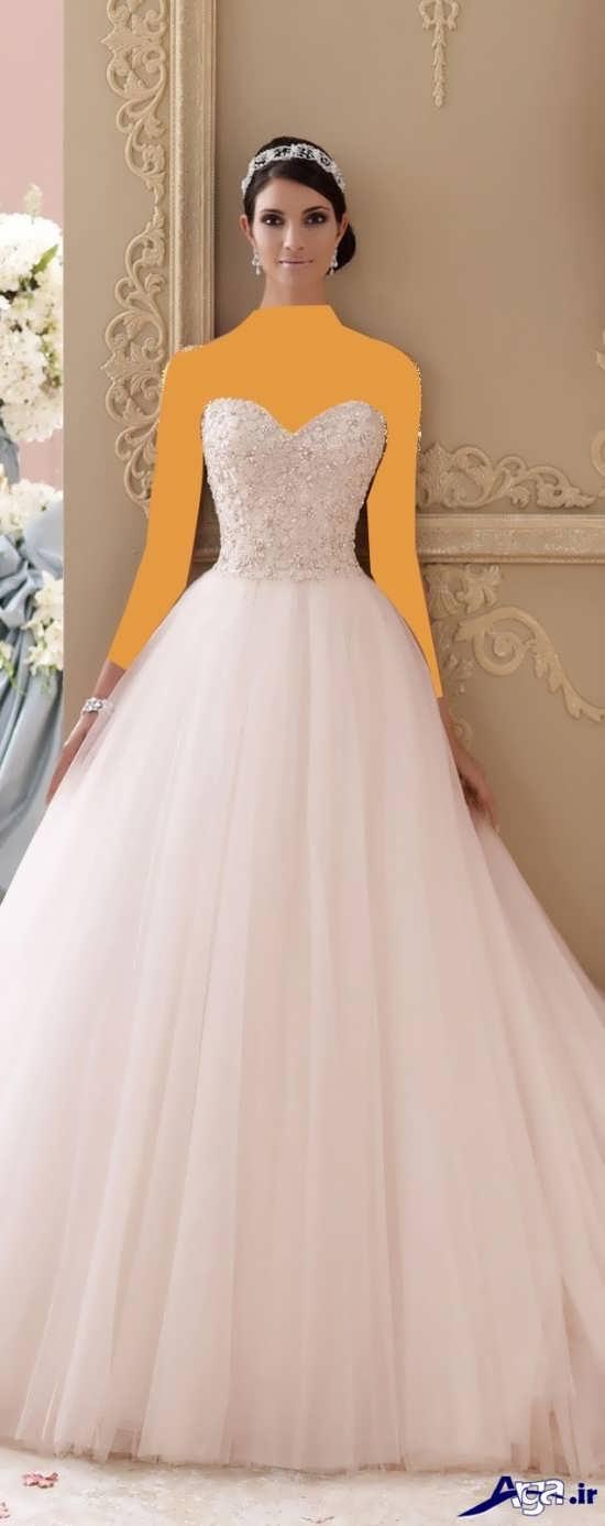 مدل های متنوع لباس عروس