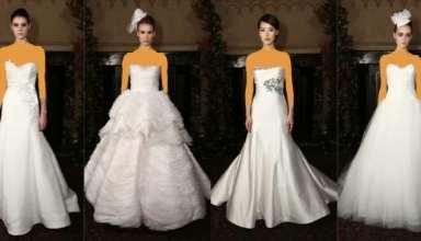 لباس عروس اسکارلت