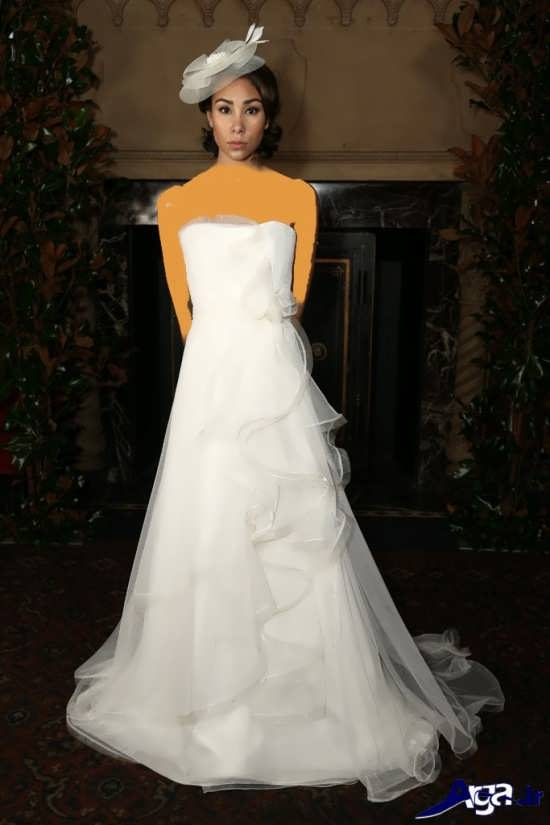 مدل لباس عروس اسکالرت 2016