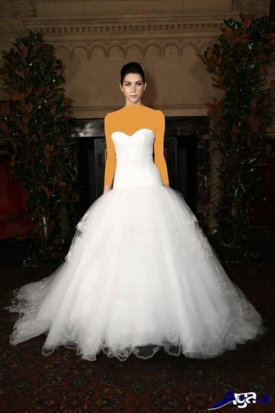 لباس عروس اسکالرت 2016