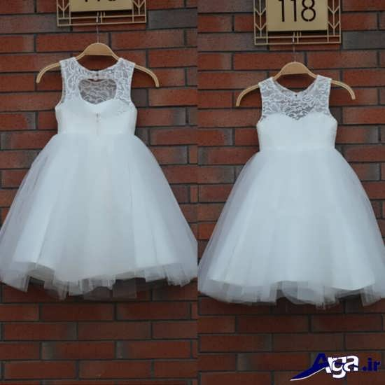 لباس عروس دخترانه 2016