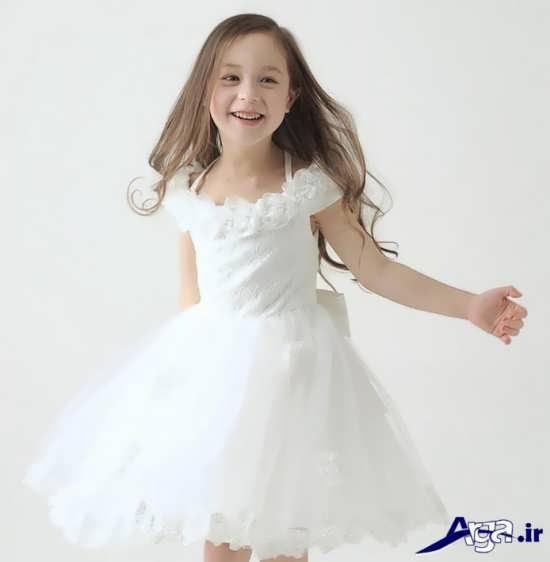 انواع مل لباس عروس دخترانه
