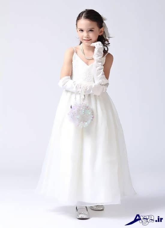 انواع لباس عروس دخترانه