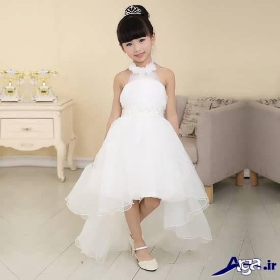مدل های لباس عروس دخترانه