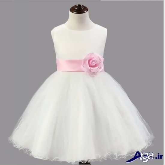 مدل لباس عروس بچه گانه 2016 شیک