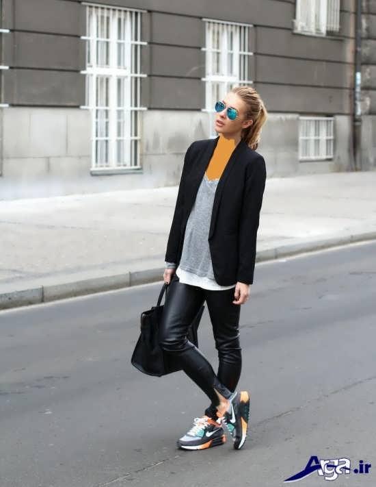 مدل های کت بلند شیک