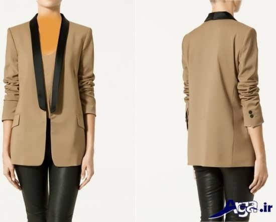 کت زنانه بلند 2016