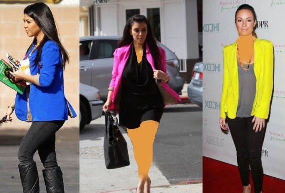 مدل کت بلند زنانه