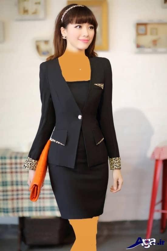 انواع مدل کت بلند در طرح های شیک و مدرن