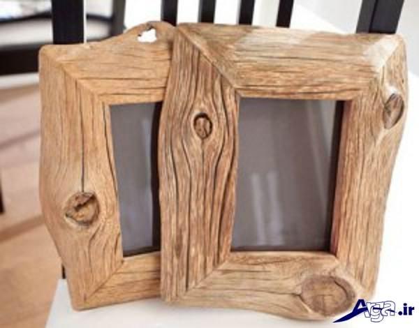 کاردستی با چوب فیبر