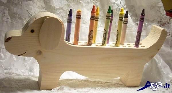 کاردستی ساده با چوب