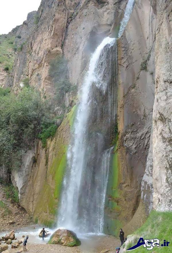 عکس آبشار ایران