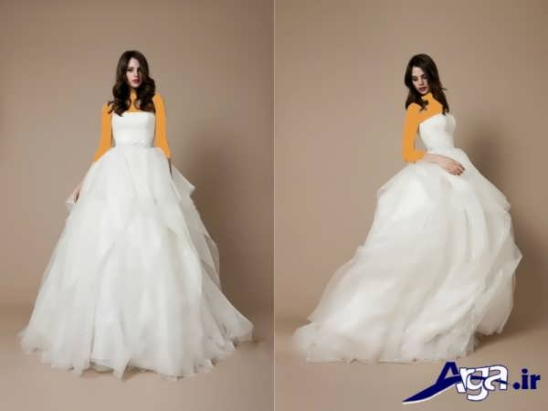 لباس عروس عربی2015