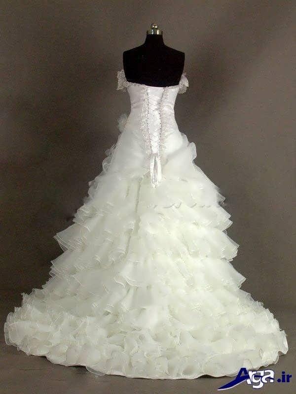 مدل های جدید لباس عروس عربی