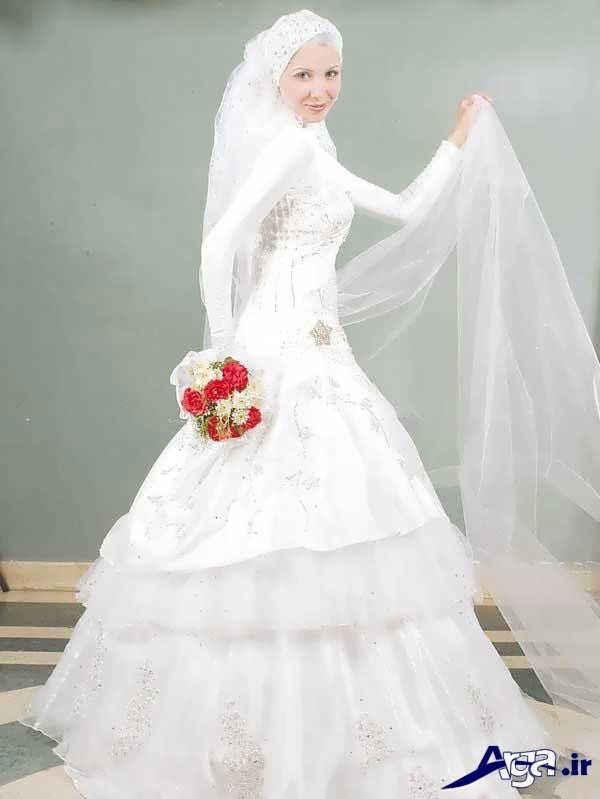 گالری لباس عروس های عربی