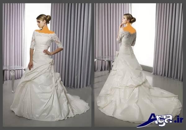 لباس عروس فوق العاده جذاب