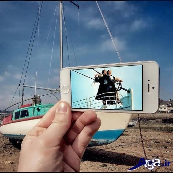 عکس های هنری تایتانیک