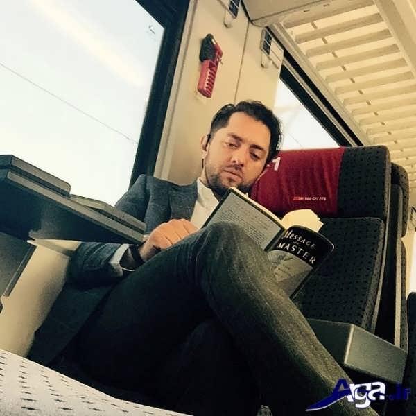 بهرام رادان خواننده و بازیگر