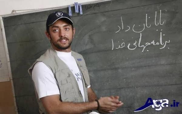 بیوگرافی بهرام رادان بازیگر مشهور