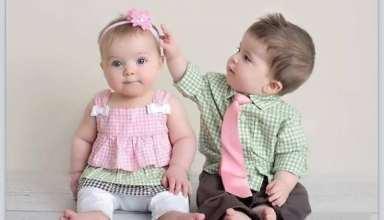 عکس بچه های ناز و زیبا