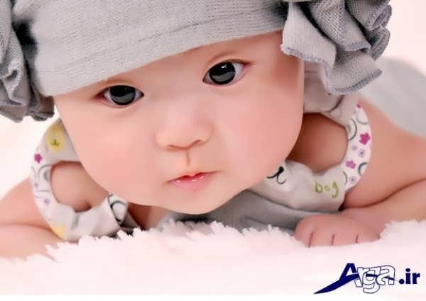 عکس نوزاد ناز