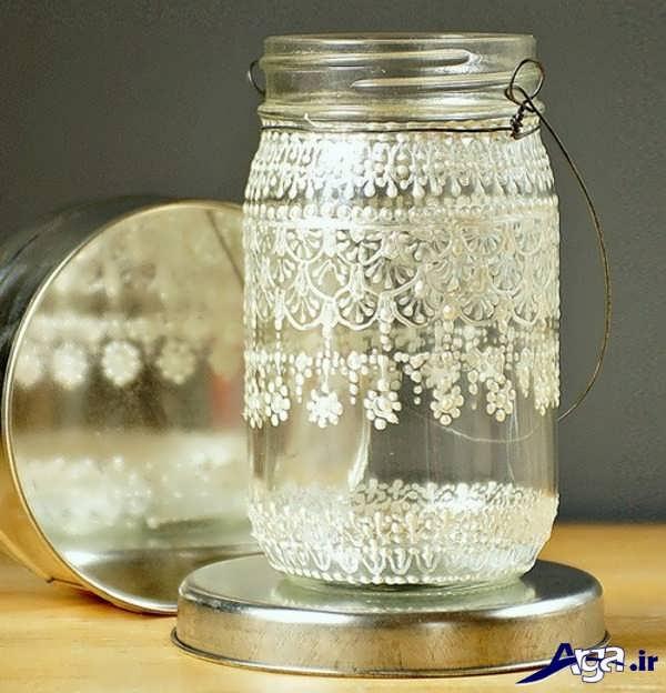 عکس شیشه مربا عروس