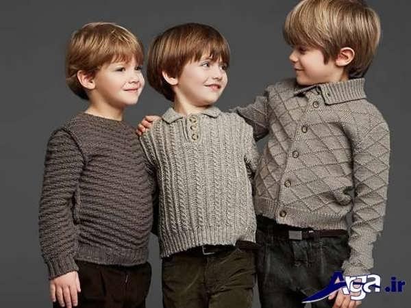 لباس بچه گانه پسرانه زمستان