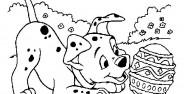نقاشی سگ