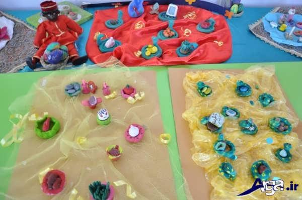کاردستی خلاقانه کودکان