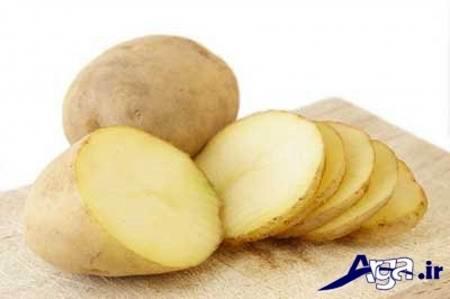 خواص سیب زمینی برای دندان درد