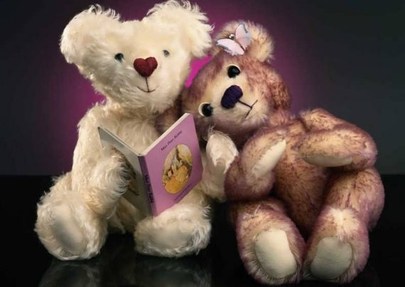 عکس عروسکی عاشقانه