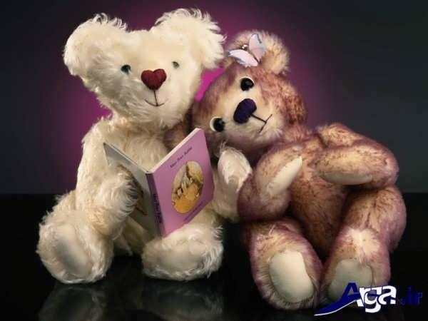 عکس های فوق العاده زیبا عروسکی عاشقانه